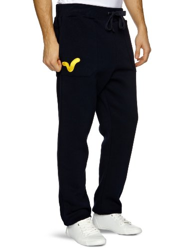 Voi Wintery Jog Loose Men's Trousers Dress Blue X-Large
