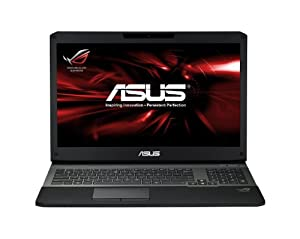 "Asus G75VW-NH71 17.3-Inch Gaming Laptop i7-3630QM 12GB Memory 500GB HDD 17.3"" Notebook Windows 8"