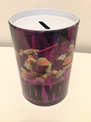 Stand Your Ground - Teenage Mutant Ninja Turtle - Saving (Coin or Money) Bank for Kids