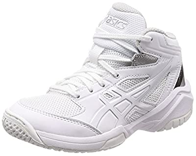 [アシックス] バスケットシューズ Dunkshot Mb 8 ホワイトホワイト 19 Cm