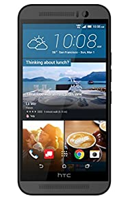 HTC One M9, Gunmetal Grey 32GB (Verizon Wireless)