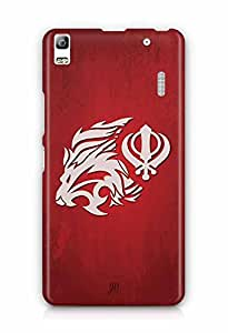 YuBingo Shera di Kaum Designer Mobile Case Back Cover for Lenovo K3 Note