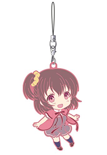 Good Smile Sora No Method: Nonoka Komiya Nendoroid Plus Trading Rubber Strap