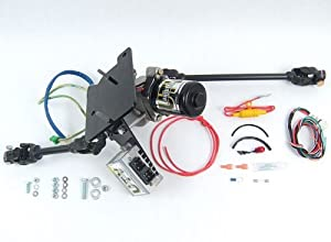 Can-Am Commander Power Steering System