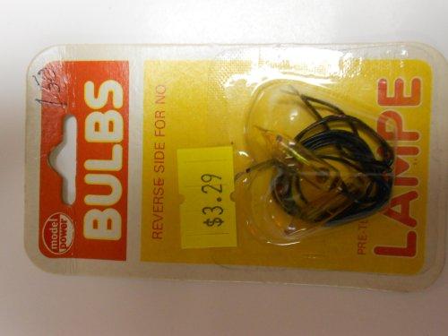 Amber Blinking Bulbs (2) HO/N/Z MDP10099