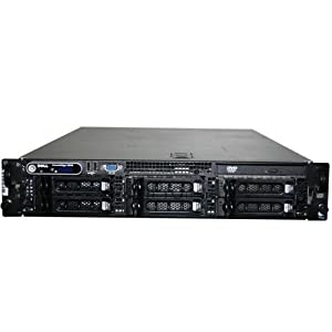 Dell PowerEdge 2950 - 2x Intel Xeon 1.6GHz (8 Total Cores), 16GB DDR2, 146GB 15,000 RPM HDD (Prepared by ReCircuit)