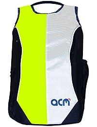 "Acm Premium Laptop Backpack Padded Bag For Apple Macbook Air 13"" Laptop Green"