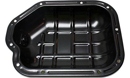 Evan-Fischer EVA14572045969 Oil Pan Black (Oil Pan Nissan Murano 2007 compare prices)