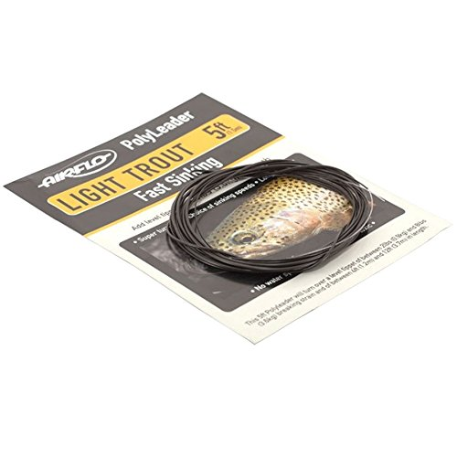 Airflo Light Trout 5ft PolyLeader Slow Sinking (Slow Sinking Fly Line compare prices)