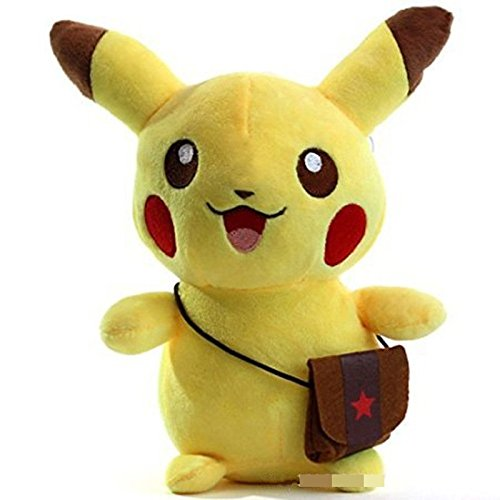[Cute Pokemon Pikachu Figures Soft Stuffed Plush Doll Kids Children Baby Toy Gift 20 cm.] (Slowpoke Costume)