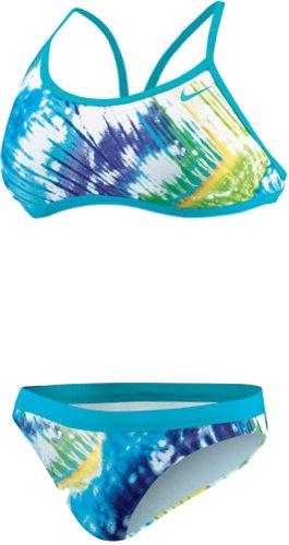 Nike Tie Dye Sport Top 2PC image