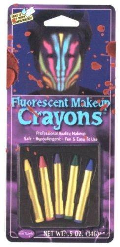 Fluorescent Makeup Crayons - 1