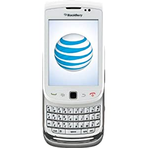 BlackBerry Torch Unlocked GSM Cell Phone in White