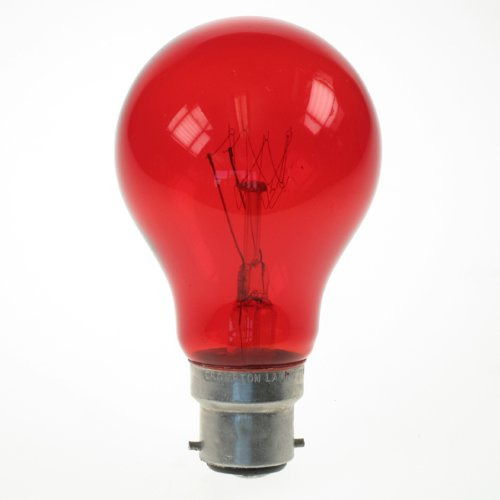 T-RED B22d-Lampadina GLS, 240 V, 25 W