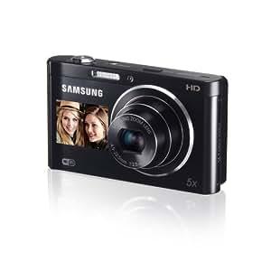 Samsung DV300F Dual View Smart Camera - Black (EC-DV300FBPBUS) (Discontinued by Manufacturer)