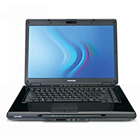 Satellite 15.4-Inch Laptop 250 GB Hard Drive AMD Turion Dual Core Mobile
