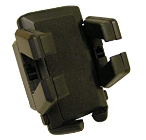 Duragadget Car Air vent mount Holder & Cradle Garmin Nuvi 1490T