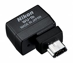 Nikon WU-1b Wireless Mobile Adapter for Nikon D600 Digital SLR