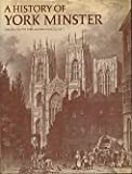 img - for History of York Minster book / textbook / text book