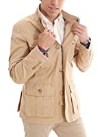 TIME OF BOCHA Chaqueta (Camel)