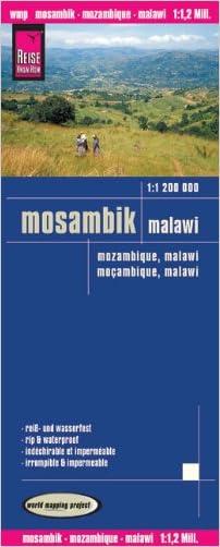 Mosambik, Malawi = Mozambique, Malawi = Mocambique, Malawi (German and English Edition)