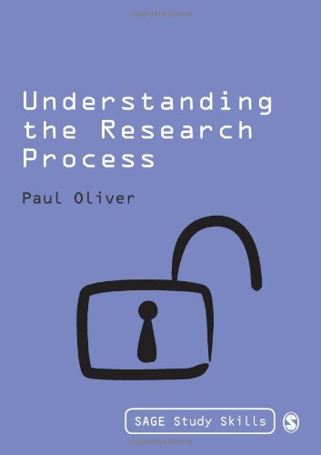 understanding the research process Understanding the research process resources: ch 1, 2, and & 7 of psychology this assignment will provide you with the opportunity to practice and hone your.