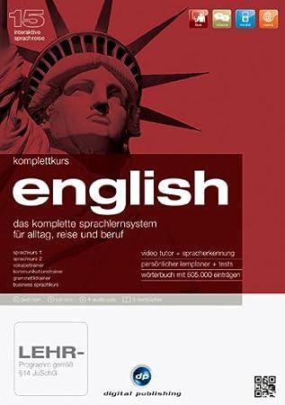 Interaktive Sprachreise 15: Komplettkurs Englisch