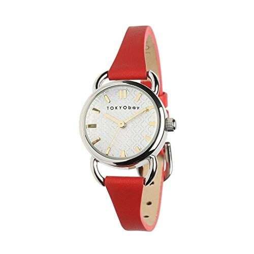tokyobay-frances-watch-red