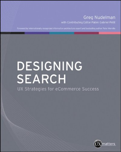 Designing Search: UX Strategies for eCommerce Success (UXmatters)