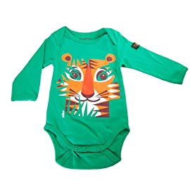 Tiger Territory Mibo Baby suit
