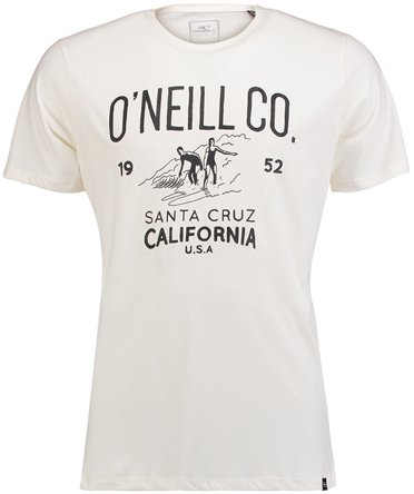 O'Neill - Top - Uomo Powder White Large