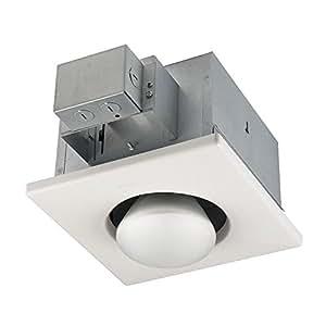 Broan 161 Infrared Single-Bulb 250-Watt Heater