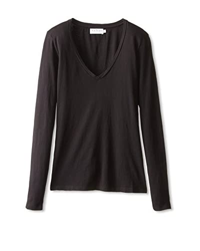 Velvet by Graham & Spencer Women's V-Neck Tee