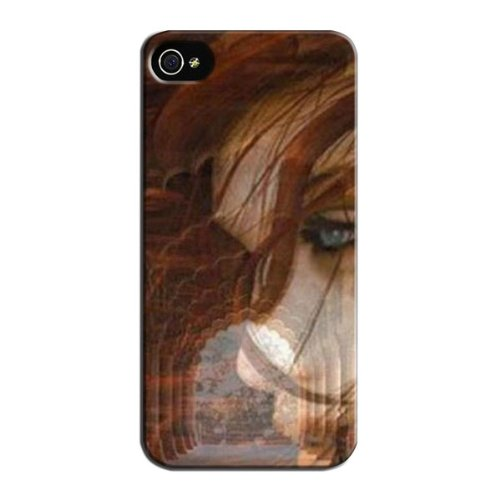 Auburn Goddess Rugged For Iphone 5/5s Red TPU Case Cover at Amazon.com