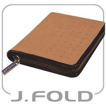Zip Wallet - Brown Nubuck - Buy Zip Wallet - Brown Nubuck - Purchase Zip Wallet - Brown Nubuck (J. Fold, Apparel, Departments, Accessories, Wallets, Money & Key Organizers, Billfolds & Wallets, Card Holders)