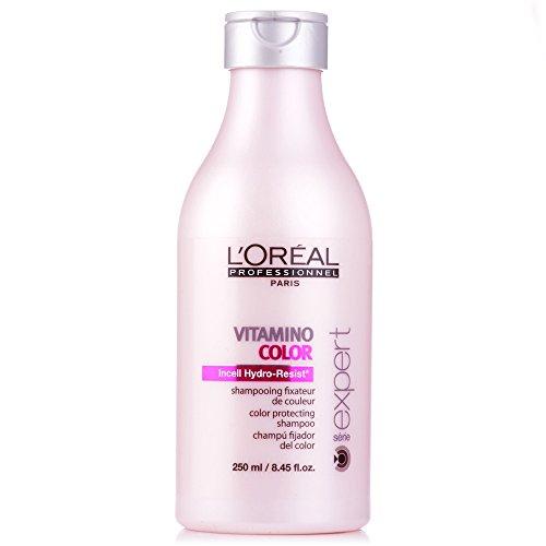 L'Oreal Professional Series Vitamino Color Shampoo, 8.45-Ounce Bottle (Italian Professional Shampoo compare prices)