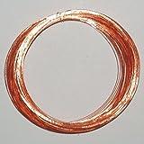 ノーブランド品 ポリウレタン銅線 0.26mm 20m(±2%)巻 UEW0.26L20