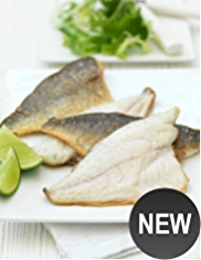 4 Sea Bream Fillets