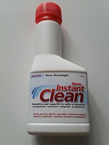 InstantClean - Trattamento anticalcare permanente per box doccia