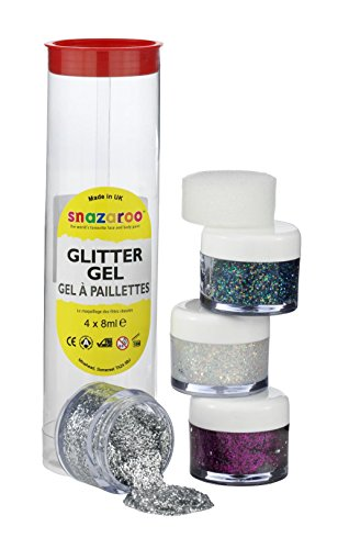 snazaroo-face-and-body-paint-glitter-gel-tube-a-assorted-4-x-8-ml