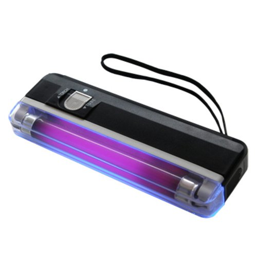 Handheld UV Black Light Torch Portable Blacklight with LED ...