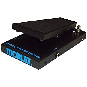 Morley PBA-2 Dual Bass Wah with Two Wah Modes