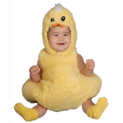 Baby Duck Infant Costume Size Infant (0-6 Months)