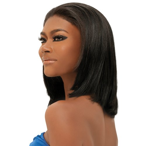 ... - Outre Quick Weave Synthetic Halfwig Izzie Wig Online Store Photo