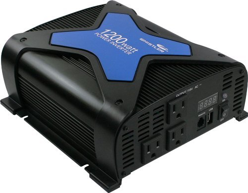 Whistler Pro-1200W 1,200 Watt Power Inverter