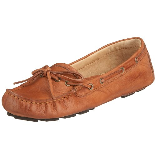 Frye Women's Reagan Campus Driver 72285 Flat Saddle 72285Sdl9 7 UK