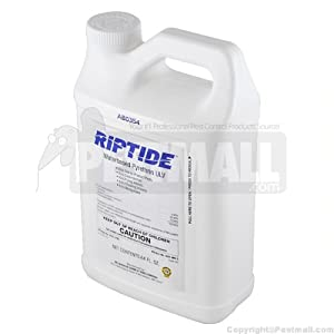 Riptide 5.0% Pyrethrin ULV 64 ounce Pest Control For Stored Product Pests,... by Riptide Waterbased Pyrethrin ULV
