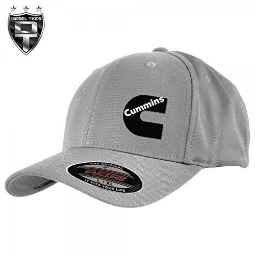 cummins-diesel-flexfit-hats