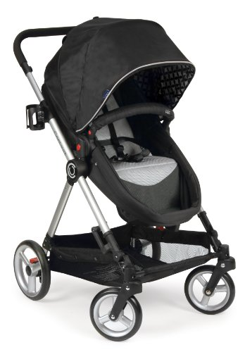Contours Bliss 4-in-1 Stroller System, Wilshire