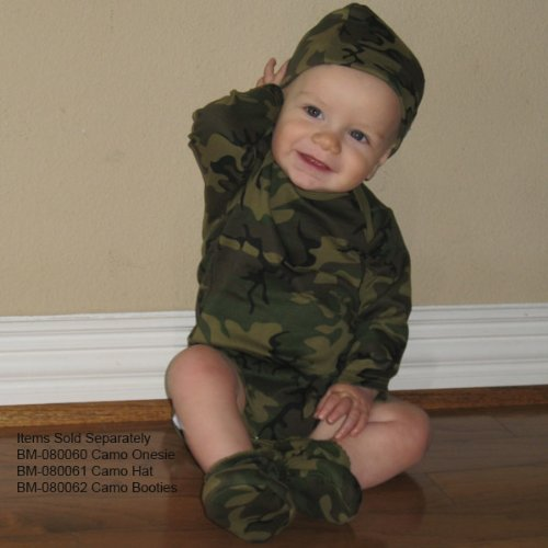 Infant Boy Camo Onesie